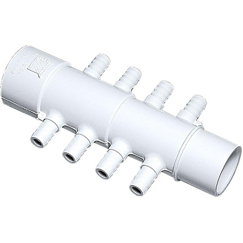 """Luft-Verteiler 1"""" S x 1"""" SPG x 3/8""""_7584"""