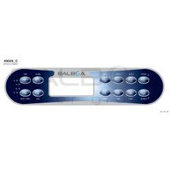 Bedienfeld Balboa control panel ML900 inkl. Overlay_7671
