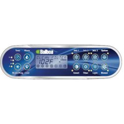 Bedienfeld Balboa control panel ML900 inkl. Overlay_7672