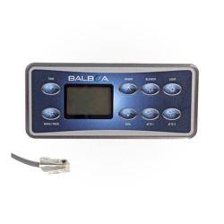 Bedienfeld Balboa VL801D_7693