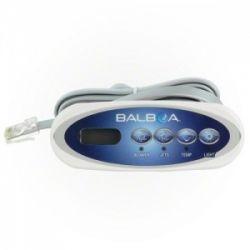 Balboa Display VL240 Blower, Jet, Temp, Light_8005
