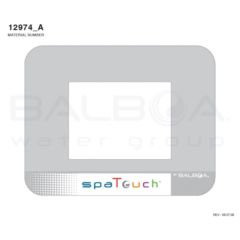 Overlay Balboa Spa Touch Rectangle_8051