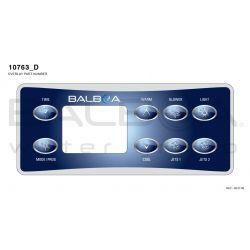 Tastatur Kleber für Display BALBOA VL801D Display_8078