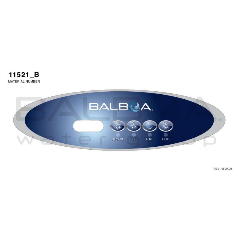 Overlay Balboa VL260_8112
