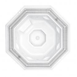 Whirlpool Oceanus Octavia 226 x 226 cm 14 Massagedüsen_8220
