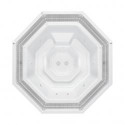 Whirlpool Oceanus Vesta 290 x 290 cm 14 Massagedüsen_8238