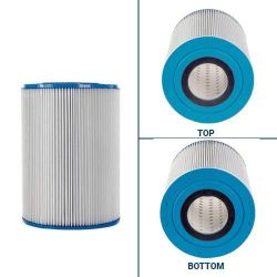 Pleatco Filter PA25-M Antimicrobial_9203