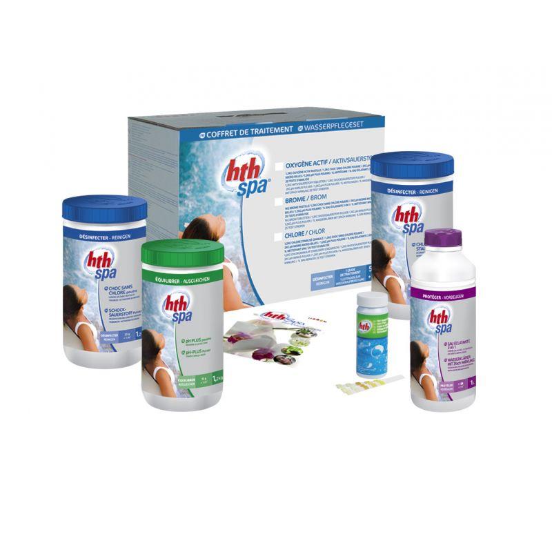 hth SPA Wasserpflegeset Aktivsauerstoff_9321
