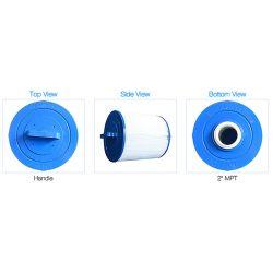 Pleatco Filter PAS35-F2M-M Antimicrobial_9441