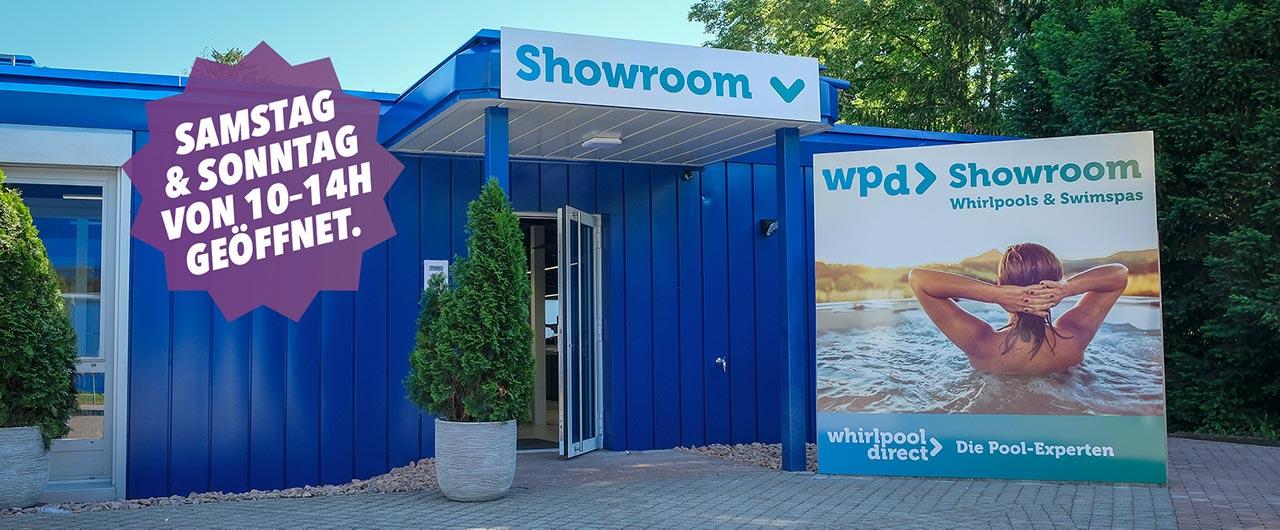 WPD-Showroom in Spreitenbach
